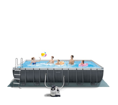 Intex Ultra XTR Rectangular Frame Pool