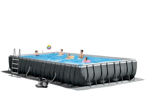 Intex Ultra XTR Rectangular Frame Pool