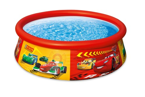 Intex Cars Easy-Set Pool