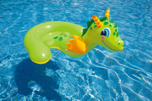Intex Baby Dragon Ride-On