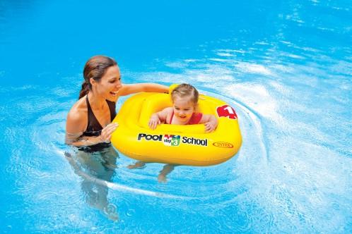 Intex Baby Zwemband DeLuxe