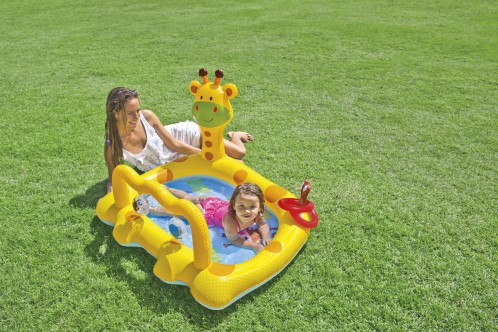 Intex Smiley Giraf Baby Pool