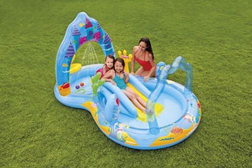 Intex Mermaid Kingdom Play Center