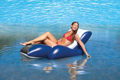 Intex Floating Recliner Drijvende Loungestoel