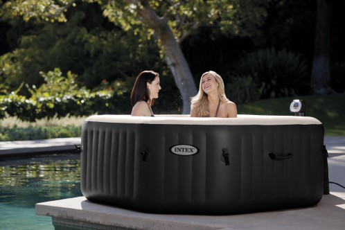 De Intex PureSpa Jet & Bubble DeLuxe