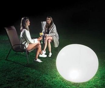 Intex Led Floating Globe