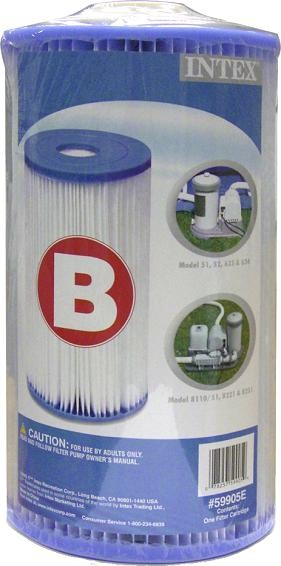 Intex Filter type B