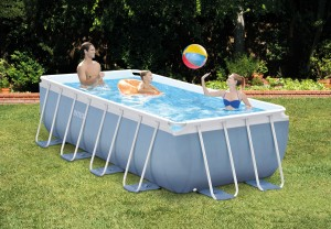 Intex Prism Frame zwembad