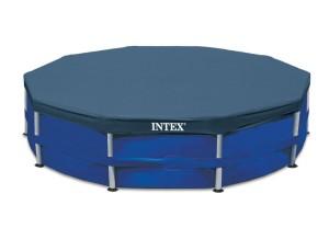 Intex Prism en Metaal Frame Pool Afdekkleed 366 cm.