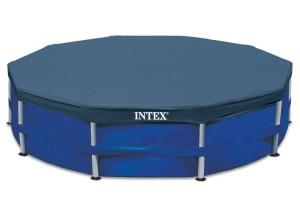 Intex Prism en Metaal Frame Pool Afdekkleed