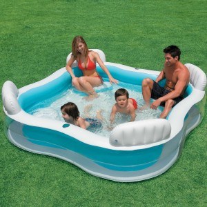 Intex Swim Center Family Lounge Pool 229 cm