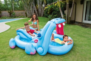 Intex Hippo Play Center