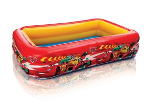 Intex Cars Swim Center Pool