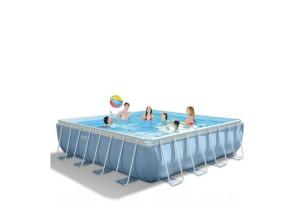 Prism Frame Square Pool