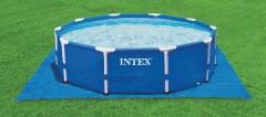 Grondzeil voor Intex zwembaden