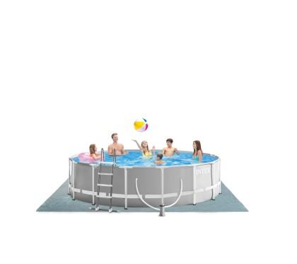 Intex Prism Frame Pool 457x122 cm. Compleet Set