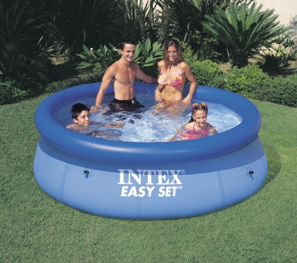 Intex Easy-Set 244 x 76 cm.