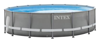 Intex Ultra Metaal Frame Pool 549x132 cm.Set met Zandfilter