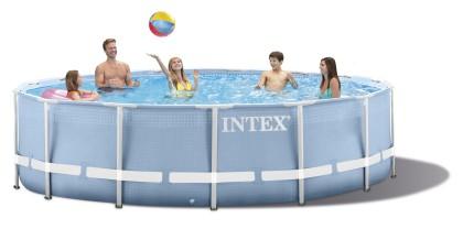 Intex Prism Frame Pool 457x122 cm.