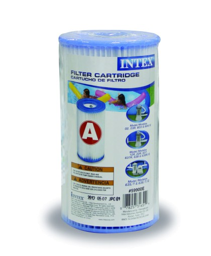 Intex Filter type A 6 stuks