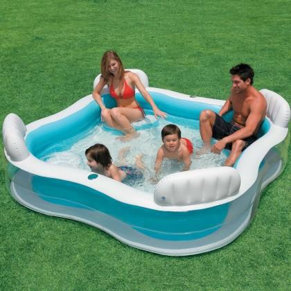Intex Swim Center Family Lounge