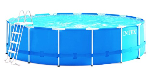 Intex metaal frame pool