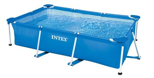 Intex Rectangular Frame 260x160x65 cm.