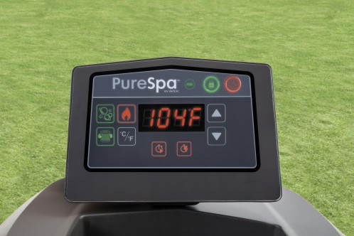 Intex Pure Spa Greywood DeLuxe