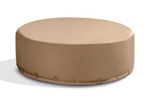 Intex Pure Spa  met energiebesparende afdekhoes