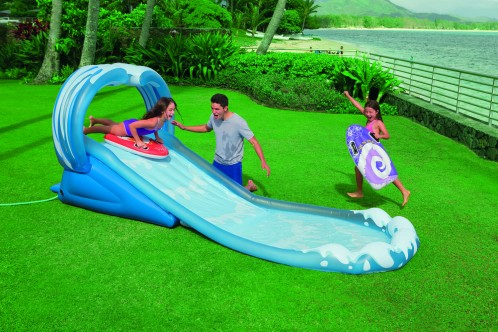 Intex Surf 'n Slide waterglijbaan