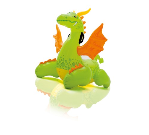 Intex Medieval Dragon Ride-On