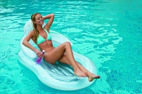 Intex Floating Comfort Lounge Drijvende stoel
