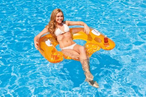 Intex Sit 'n Float drijfstoel