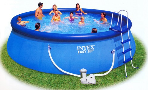 Intex Easy Set 549x107 cm.