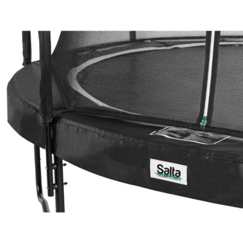 Intex Premium Black Trampoline