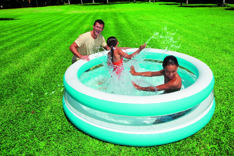 Intex Swim Center See Through Pool 203 Cm Zwembadcenter
