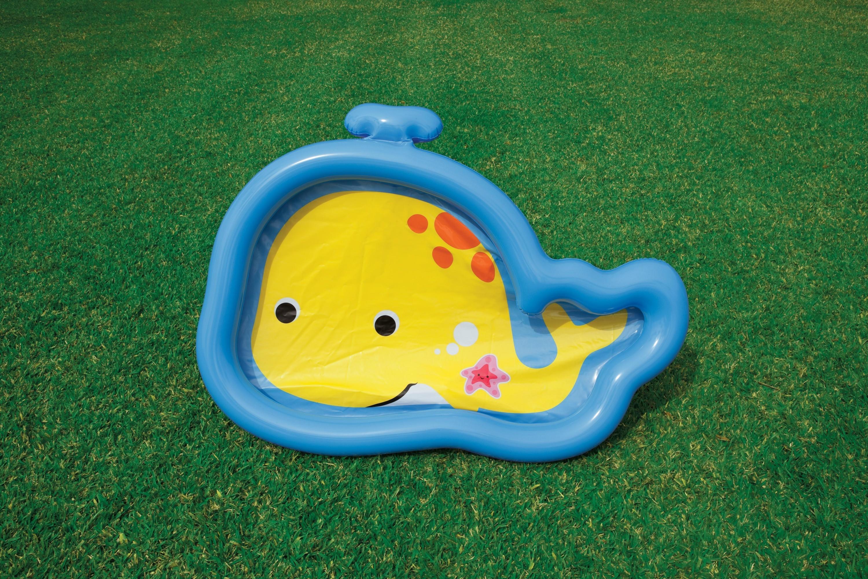 Intex gutie whale baby pool zwembadcenter for Intex zwembad baby